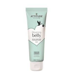 Après shampoing revitalisant : blooming belly