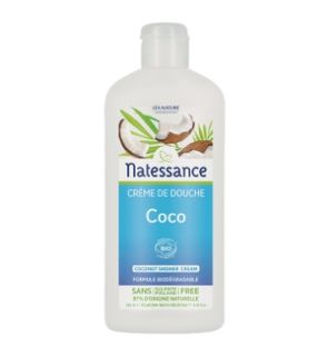 Crème de douche Coco Bio
