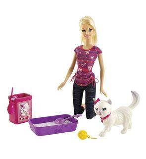 Barbie Animaux rigolos