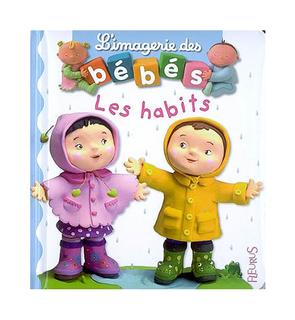 L'imagerie des bébés : les habits