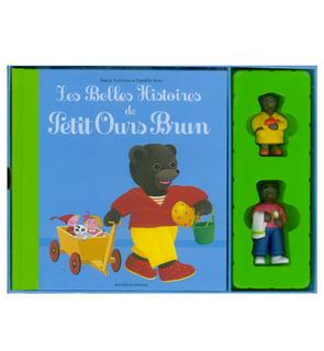Les belles histoires de Petit Ours Brun