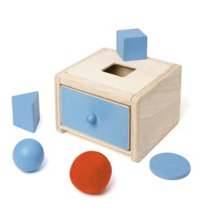 Boîte à solides Ateliers Montessori Oxybul