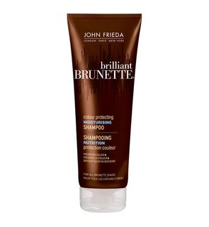 Shampooing nutrition protection couleur brilliant brunette