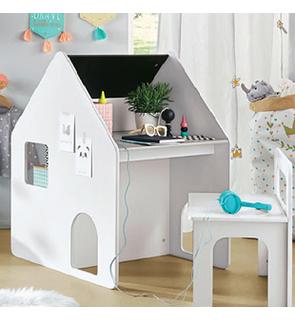 Combiné maternelle bureau + chaise Casaburo