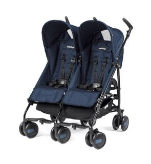 Poussette double Pliko Mini Twin de Peg Perego
