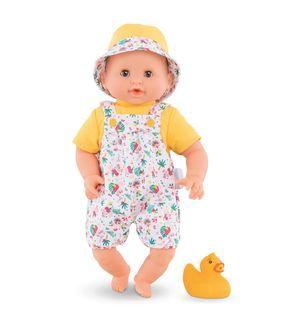 Bébé bain Tropicorolle
