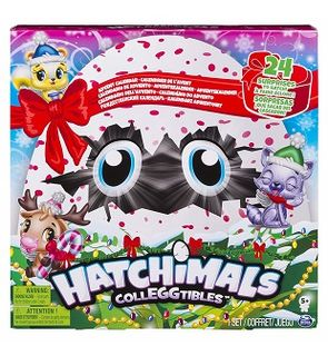 Calendrier de l'Avent 2018 Hatchimals