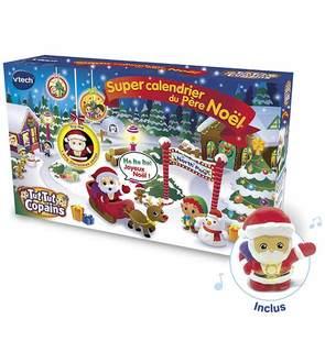 Super Calendrier du Père Noël