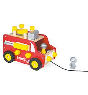 Camion de dépannage - Bricolo Redmaster Janod