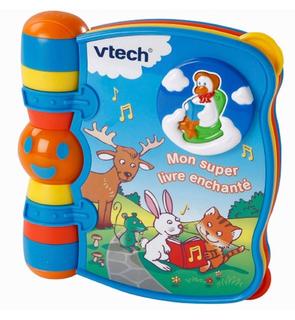 Avis Mon Super Livre Enchante Vtech Avis De Mamans