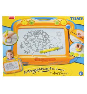 Ardoise magique orange de Tomy