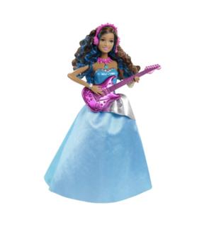 Barbie Erika Princesse Rock et Royales