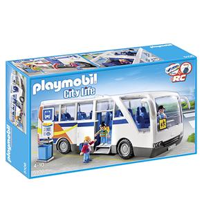Car Scolaire Playmobil