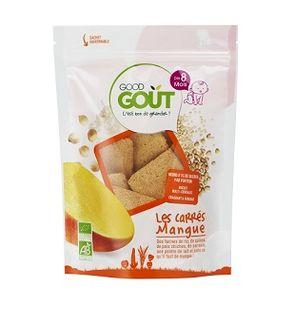 Carrés Mangue, Good Goût