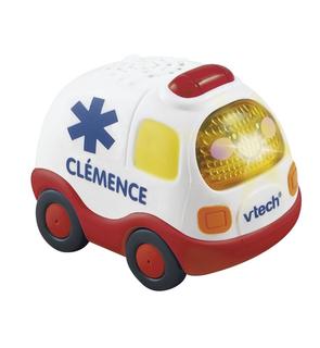 Tut Tut Bolide - Clémence - SOS Ambulance