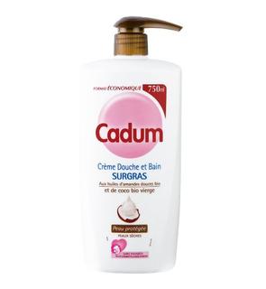 Crème douche et bain surgras Coco
