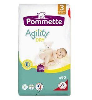 Avis Couches Agility Dry Taille 3 Pommette Avis De Mamans