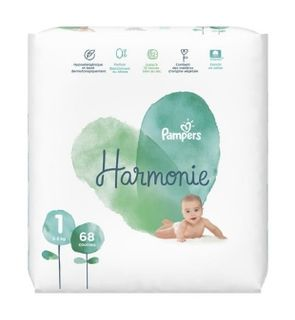 Couche Pampers Harmonie