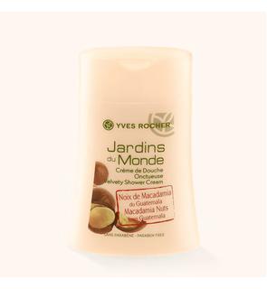 Crème douche Jardins du Monde Yves Rocher