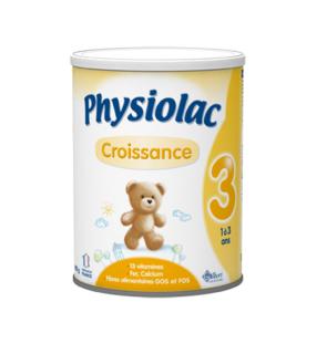 Physiolac 3 Croissance