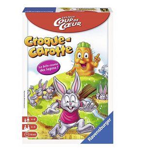 Croque carotte voyage