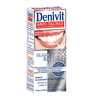 Dentifrice Blanc & éclat
