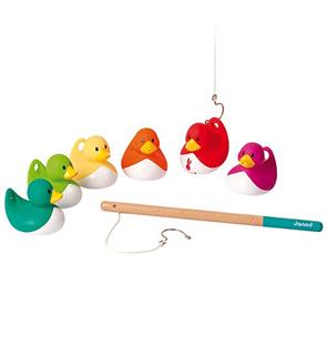 Pêche à la ligne Ducky
