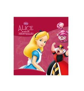 Livre Alice au pays des merveilles Classique