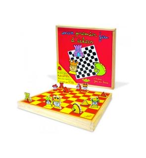 Mon premier jeu d'échecs