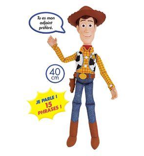 Figurine Woody parlant 40 cm