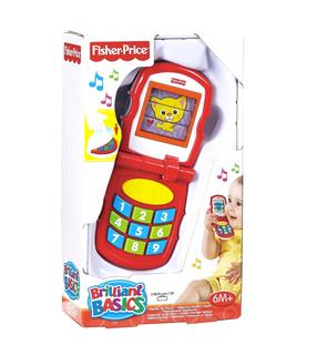 Mon premier téléphone à clapet Fisher Price