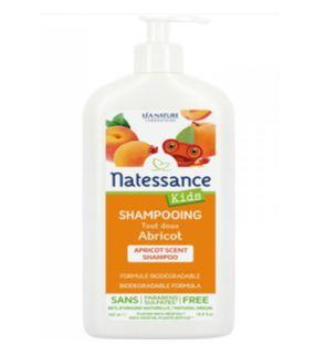Shampooing Abricot Kids, Natessance