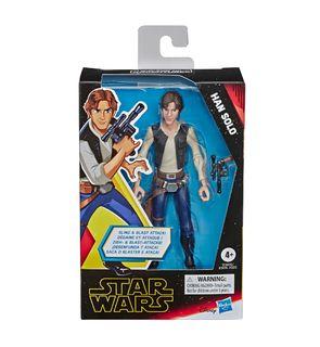 Les figurines Star Wars