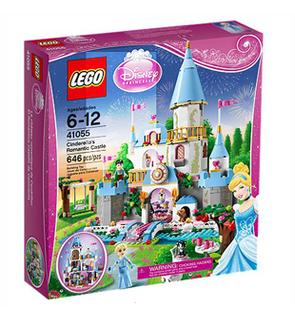 Le château de Cendrillon Lego Disney Princess