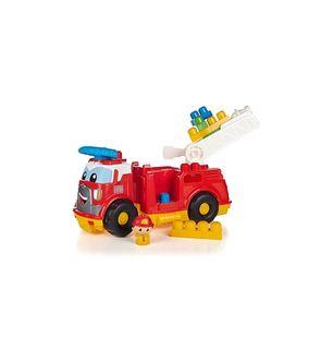 Finn, le camion de pompier