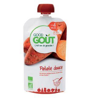 Gourde de légumes : Patate Douce