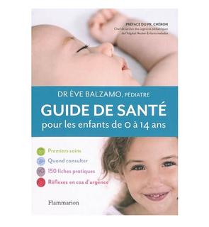 Guide de santé pour les enfants de 0 à 14 ans