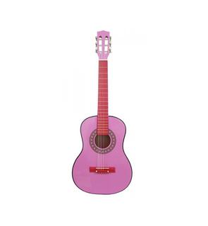Guitare Rose