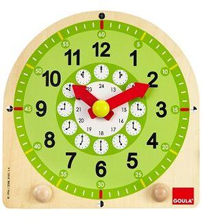Horloge Educative Goula