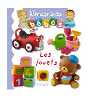 L'imagerie des bébés : les jouets