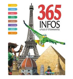 365 infos utiles et étonnantes