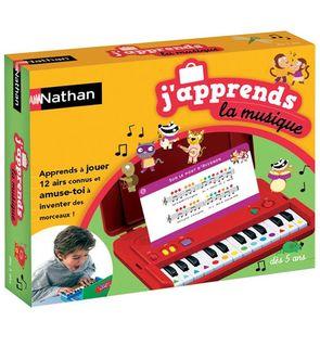 J'apprends la musique