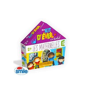Mon kit d'éveil créatif - Les maternelles
