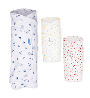 Lange d'emmaillotage Gro-Swaddle by The Gro Company