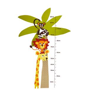 Avis Vertbaudet Sticker toise bébé animaux thème l\'as-tu vu ...