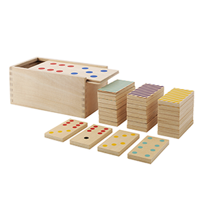 LATTJO Jeu de dominos Ikea