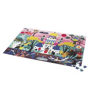 LATTJO Puzzle 555 pièces Ikea