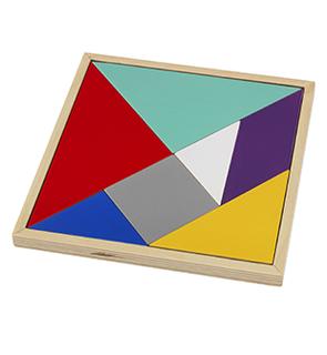 LATTJO Puzzle tangram Ikea