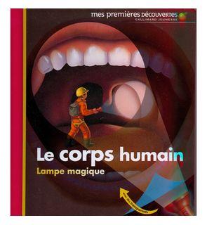 Le corps humain lampe magique