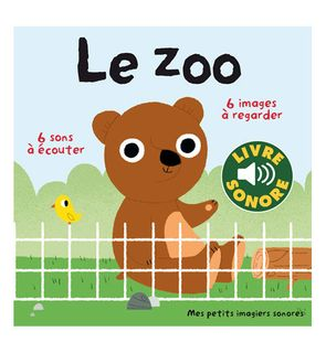Livre Sonore Le Zoo